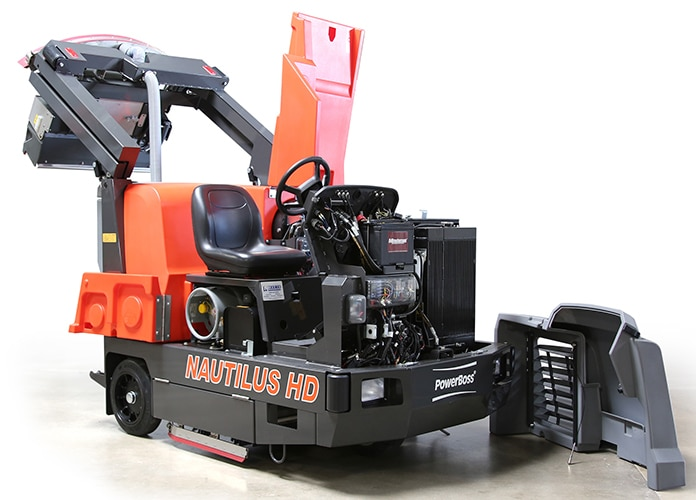 Nautilus HD | Rivanna Floor Equipment | Virginia