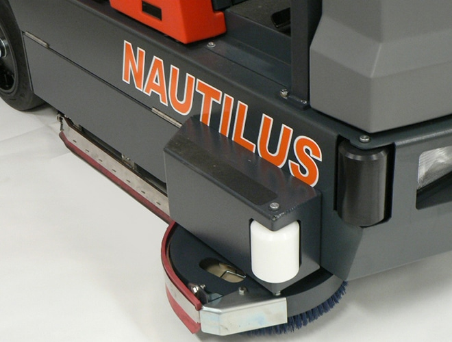 Nautilus | Rivanna Floor Equipment | Virginia