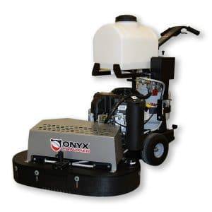 Floor Stripping Machines Make Quick Work Of Floor Finish On Tile As Well As  Sealer On Concrete. When They Are Used Along With A Floor Scrubber There  Are ...